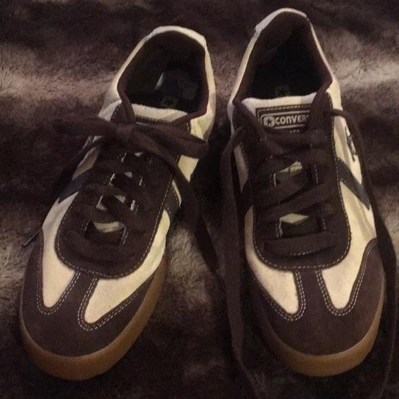 3ec8243ee03065 Converse Shoes - ✨EUC Vintage   Old School Style Converse!